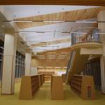 図書室照明